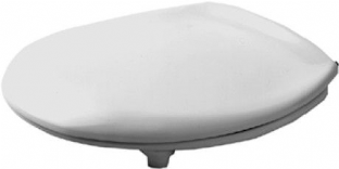 Duravit - Architec Toilet Seat & Cover - 0062810000
